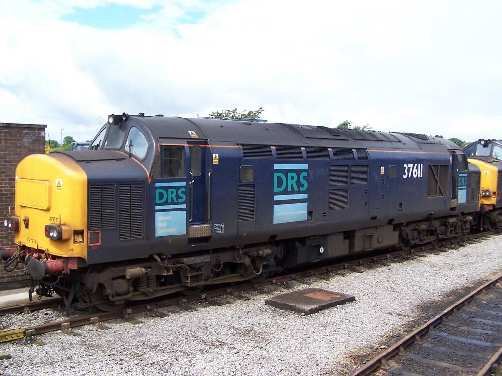 37611, Carlisle Kingmoor. July 2007.
