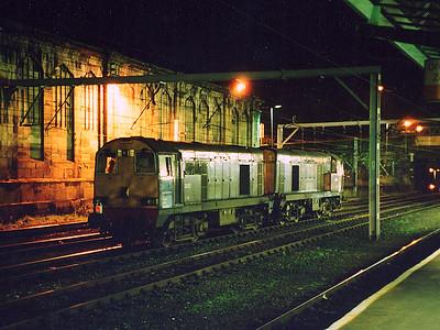 20307 and 20310. Carlisle. October 2001.