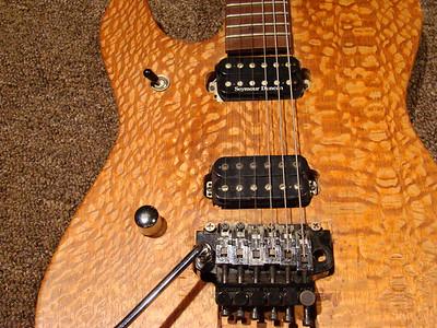 DSR Turbo Trem Guitars
