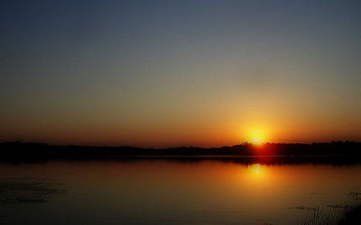 Hammal Lake sunset
