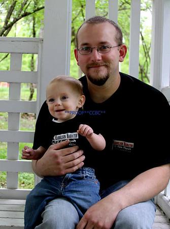 Daddy & Me --Bryan & Quinten