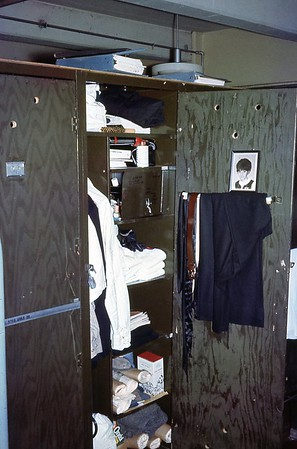 Navy locker