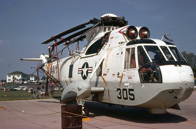 Navy Sea King