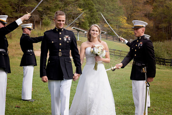 Welcome to the Marines Ma'am<br /> <br /> October 18, 2013