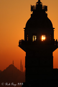 Daily photo for June 21, 2011  The Maiden's Tower - Istanbul, Turkey ... March 12, 2011 ... Photo by Rob Page III