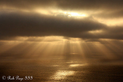 Daily photo for August 28, 2009 (View the image in its  original gallery):  Sunset over the Pacific Ocean - Point Reyes National Seashore, CA ... March 12, 2009 ... Photo by Rob Page III