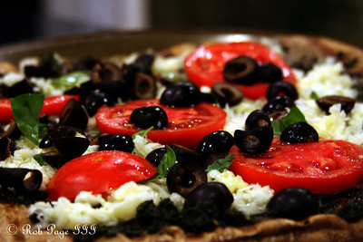 Daily Favorite for September 12, 2011  Homemade pizza before it goes on the grill.  Yum! - Washington, DC ... August 17, 2011 ... Photo by Rob Page III