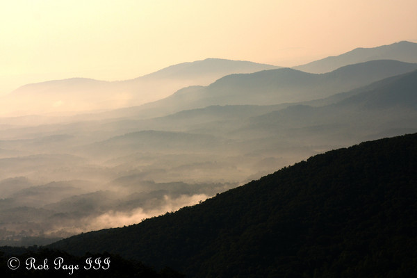 Daily Favorite for September 2, 2011<br /> <br /> Blue Ridge Parkway - Bedford, VA ... August 1, 2011 ... Photo by Rob Page III