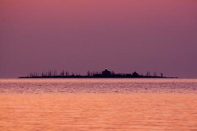 Pilot Island - Door County, Wisconsin