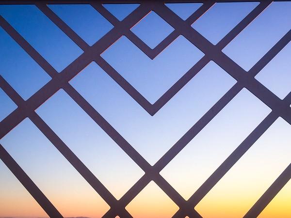 Art Deco Fence
