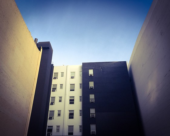 Tall Windows, Empty Lives