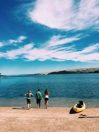 Kayak Adventure - Fathers Day 2016