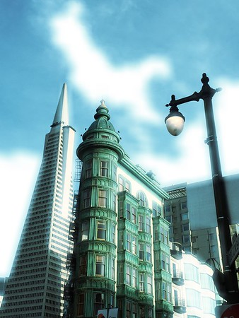 SF Iconic Buildings