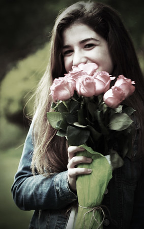 Flowers from a Boyfriend