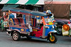 "Tuk tuk (Pic 319 2nd year - 15 Dec 2009)<br /> <br /> Tuk-tuk as it's known in Thailand is an auto rickshaw or three-wheeler motor vehicle and a mode of public transport for hire. <br />  <a href=""http://en.wikipedia.org/wiki/Tuktuk"">http://en.wikipedia.org/wiki/Tuktuk</a><br /> <br />  <a href=""http://www.javeri.net"">http://www.javeri.net</a>"