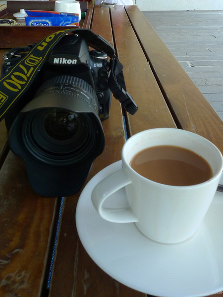 The cup AND the camera that refreshes! <br /> 20 June 2010<br /> <br /> Shot with Leica D-Lux4