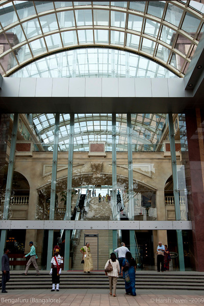 """UB City Mall  (Pic 261 2nd year - 06 Oct 2009)<br /> <br /> Yesterday's mall, Forum Value Mall had shops offering various deals making it 'value-for-money'  shopping. Compared to that <br /> UB City Mall was a VERY upmarket one with famous international brands offering watches, clothing, jewelery, shoes etc. <br /> <br /> more pictures at Bengaluru gallery <br /> <br />  <a href=""""http://hershy.smugmug.com/Travel/Bengaluru-Bangalore/9662410_xWbG8/1/659473319_MMhqW"""">http://hershy.smugmug.com/Travel/Bengaluru-Bangalore/9662410_xWbG8/1/659473319_MMhqW</a><br /> <br />  <a href=""""http://www.javeri.net"""">http://www.javeri.net</a>"""