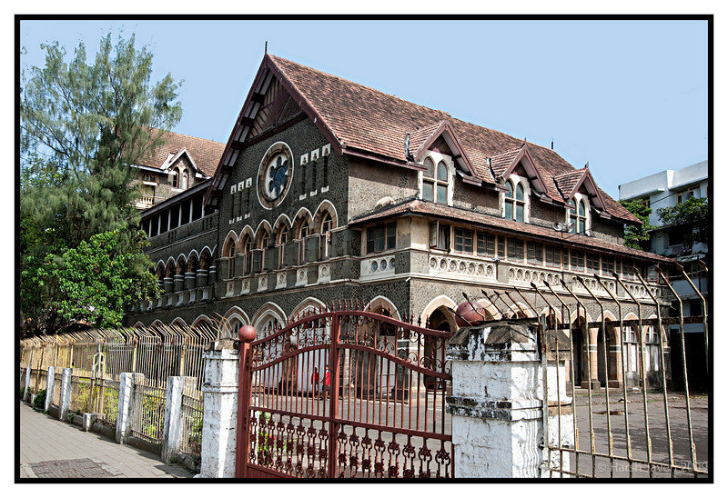 "Wilson college (Pic 236 2nd year - 11 Sep 2009)<br /> <br /> <br /> INFO:<br /> The college, established in 1832 and built in 1840 overlooks the Arabian Sea, at Girgaum Chowpatti Beach in South Mumbai. It is named after its founder Dr. John Wilson, (1804-1875). Being the oldest college in Mumbai (Bombay), it precedes the University of Bombay. It became affiliated to the University of Bombay in 1861. Along with Scottish Church College, Calcutta, and Madras Christian College, Wilson College was one of the few institutions for higher education in early 19th century colonial India that was started by and initially affiliated with the Presbyterian Church of Scotland.<br /> <br />  <a href=""http://www.wilsoncollege.edu/Alumni.htm"">http://www.wilsoncollege.edu/Alumni.htm</a><br />  <a href=""http://en.wikipedia.org/wiki/Wilson_College"">http://en.wikipedia.org/wiki/Wilson_College</a>,_Mumbai<br /> <br />  <a href=""http://www.javeri.net"">http://www.javeri.net</a>"