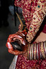 """Beware! <br /> 007 2nd year)<br /> <br /> Yes, that's a dagger she's holding! Another tradition where the bride keeps a dagger to keep the evil spirits away. <br /> No crop or PP <br /> <br /> <br />  <a href=""""http://www.javeri.net"""">http://www.javeri.net</a>"""