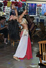 "4th year Pic 268 - Dec - 12 2012. <span style=""color:yellow"">Belly dancer  </span>  -  Planet Yucca restaurant, Kusadasi, Turkey  <span style=""color:cyan"">Critiques welcome!   </span>  Thank you all for your comments on Saxophone player."
