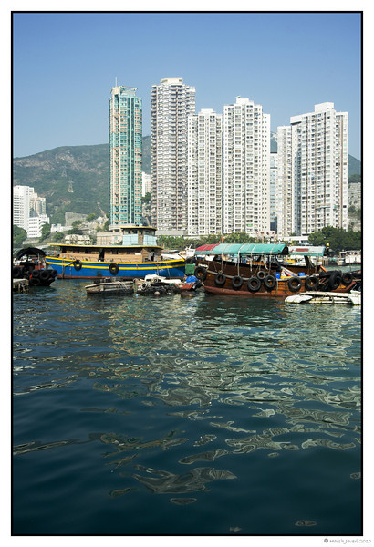 "4th year Pic 192 - Aug - 04 2012 <span style=""color:yellow""> Fishing village</span>, Hong Kong  We visited Hong Kong on our way back from New Zealand in end 2010. I just realised that the pictures were not processed! Over the next few days will share some pics and hope people will not mind these 'old' pictures! :)"