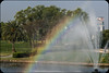"4th year Pic 323 - Mar - 27 2013. <span style=""color:yellow"">Rainbow fountain  </span> -  Jaypee Greens Golf & Spa resort.  <span style=""color:cyan"">Critiques welcome! </span>"