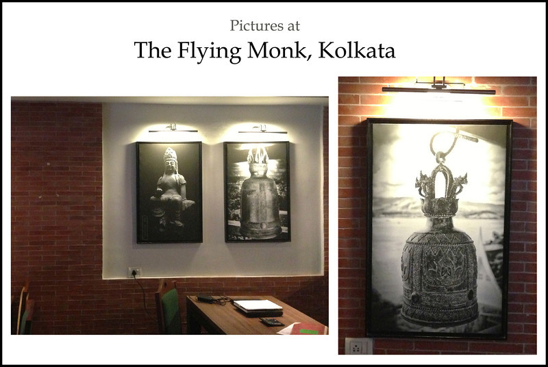 "4th year Pic 294 - Jan - 15 2013. <span style=""color:yellow"">The Flying Monk</span> -  Kolkata, India <span style=""color:cyan"">Critiques welcome! </span> Friend Gaurang Agarwalla has opened a restaurant in Kolkata and as part of the decor has put up photographs (36x24"") shot by me and some other friends. The two bells shown here are from my trip to Koh Samui, Thailand.  Thanks Gaurav!  Click here to see the original pics:  </font> <a href=""http://hershy.smugmug.com/Travel/Thailand/Around-Koh-Samui/11570784_x2sXPN#!i=2320773523&k=Z29tCh3""> <font color=""Red""> Bell 1</a> </font> </font> <a href=""http://hershy.smugmug.com/Travel/Thailand/Around-Koh-Samui/11570784_x2sXPN#!i=2320771522&k=hh5z9rk""> <font color=""Red""> Bell 2</a> </font>"