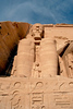 "Abu Simbel, Egypt<br /> <br /> Besides the Pyramids, a must-see in Egypt are the temples of Abu Simbel, situated 280 km from Aswan. The two temples built by Ramesses II are dedicated to Re-Harakhte, and that of his wife, Nefertari dedicated to Hathor. Built 3000 years ago, they were discovered by J. L. Burckhardt in 1813.<br /> <br /> The statues rise to 67 feet and are a majestic sight but the site is also famous for another reason. The original temples were built in a valley that was going to be submerged in Lake Naser with the waters from the new High Dam. In 1964 the Egyptian Govt., with the support of UNSECO shifted the temples, stone by stone; to the present site and took four years to complete.<br /> <br /> NO PP except for level adjustments.<br /> <br /> <br /> <br /> More pictures in Abu Simble gallery:<br /> <br />  <a href=""http://Hershy.smugmug.com/gallery/5455834_TMkdR/1/334512218_zscvq"">http://Hershy.smugmug.com/gallery/5455834_TMkdR/1/334512218_zscvq</a><br /> <br /> More details can be found at<br /> <br />  <a href=""http://www.touregypt.net/abusimbel.htm"">http://www.touregypt.net/abusimbel.htm</a><br /> <br />  <a href=""http://www.touregypt.net/featurestories/abusimbel.htm"">http://www.touregypt.net/featurestories/abusimbel.htm</a><br /> <br />  <a href=""http://www.javeri.net"">http://www.javeri.net</a>"
