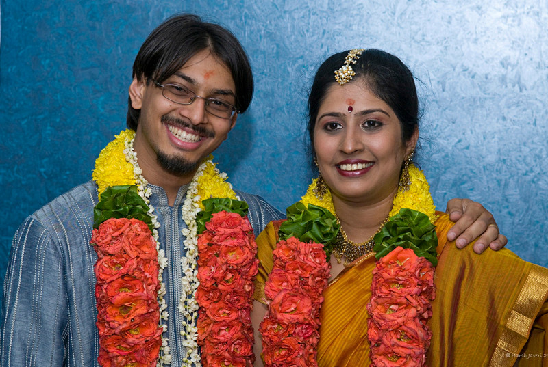 "264 - Feb 11<br /> Jay & Lakshmi <br /> <br /> D300 17-55mm 2.8.  ISO 400 f5.6 1/200<br /> <br /> Son Jay and Laksmi on their engagement day (8th February). <br /> <br /> More pictures of the ceremony <br />  <a href=""http://hershy.smugmug.com/gallery/7333165_5imBP/1/471883969_tP285"">http://hershy.smugmug.com/gallery/7333165_5imBP/1/471883969_tP285</a><br /> <br />  <a href=""http://www.javeri.net"">http://www.javeri.net</a>"