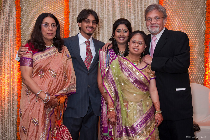 """334<br /> Javeri family <br /> <br /> Sharing with you all this shot from the wedding reception of Jay & Lakshmi. <br /> Swarup, Jay, Lakshmi, Vinati & me. <br /> <br /> <br /> <br />  <a href=""""http://www.javeri.net"""">http://www.javeri.net</a>"""