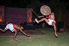 "349 <br /> Kalaripayattu <br /> D300 ISO 400 f5.6 1/60 18-105mm lens<br /> <br /> Kalaripayattu - The Orient's treasure trove, a gift to the modern world and the mother of all martial arts. Legend traces the 3000-year-old art form to Sage Parasurama- the master of all martial art forms and credited to be the re-claimer of Kerala from the Arabian Sea. Kalaripayattu originated in ancient South India. Kung- fu, popularized by the monks of the Shoaling Temple traces its ancestry to Bodhi Dharma - an Indian Buddhist monk and Kalaripayattu master.<br /> <br />  <a href=""http://www.kalaripayattu.org/"">http://www.kalaripayattu.org/</a>"