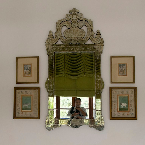 """Framed! <br /> I noticed the frames and mirror in a corridor of Hotel Taj Residency where we were staying when we had gone to Lucknow for the wedding of my grand nephew. <br /> <br /> more pictures of the hotel at <br />  <a href=""""http://hershy.smugmug.com/gallery/5693955_uL4Gz/1/351089105_FE3zd"""">http://hershy.smugmug.com/gallery/5693955_uL4Gz/1/351089105_FE3zd</a><br /> <br />  <a href=""""http://www.javeri.net"""">http://www.javeri.net</a>"""