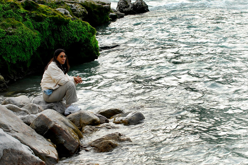 "152 26 Sept<br /> One with nature <br /> <br /> Meet my wife Swarup, enjoying the nature & peaceful atmosphere on the bank of Ganges at Glass House On the Ganges. <br /> [Thanks to dear friend Becky for spotting this in the original gallery.]<br /> <br /> Glass House on Ganges:<br />  <a href=""http://www.neemranahotels.com/glasshouse/index.html.htm"">http://www.neemranahotels.com/glasshouse/index.html.htm</a><br /> <br /> Shot in D200 70-200mm<br /> <br /> more pictures <br />  <a href=""http://hershy.smugmug.com/gallery/3725534_2Hasx"">http://hershy.smugmug.com/gallery/3725534_2Hasx</a><br /> <br /> <br />  <a href=""http://www.javeri.net"">http://www.javeri.net</a>"