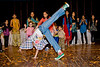 "3rd year Pic 363 - Oct 22 2011 <span style=""color:yellow"">Cartwheels. </span> This youngster did cartwheels at a function of our community.  <span style=""color:red""> Thank you for your wonderful comments on yesterday's pic! </span>"