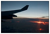 3rd year Pic 185 - Mar 18 2011<br /> En-route Auckland<br /> <br /> It was a long 10+ hours flight from Hong Kong to Auckland, New Zealand but was rewarded with this beautiful sunset.<br /> <br /> <br /> Got back late last evening and have to catch up on the photos from last week.