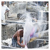 "3rd year Pic 042 - Sep 02 2010<br /> Splash! Dhobi Ghat<br /> <br /> B&W is here but I feel the splash of colour looks better:   <br />  <a href=""http://hershy.smugmug.com/Photography/Mumbai-my-city/Dhobi-ghat-cuffe-Parade/10119943_4urML#986119413_no6kb-A-LB"">http://hershy.smugmug.com/Photography/Mumbai-my-city/Dhobi-ghat-cuffe-Parade/10119943_4urML#986119413_no6kb-A-LB</a><br /> <br /> THANK YOU all for your comments on yesterday's pic of the man's portrait. <br /> <br /> I am off this evening for the weekend, going to Udaipur in Rajashtan and may not be able to keep up with postings or comments till Tuesday. <br /> Have a nice weekend!"