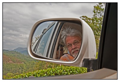 3rd year Pic 268 - Jul 02 2011 Self portrait   Munnar