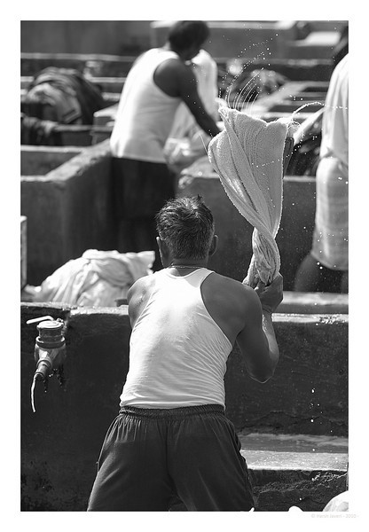 "3rd year Pic 043 - Sep 04 2010<br /> Swirl! Dhobi Ghat<br /> <br /> Greetings to you all from Udaipur! Have got a few minutes on a computer so am posting my daily! <br /> Sorry, no time to comment , will catch up on return. Have a great weekend! <br /> <br /> Original colour version is here:   <br />  <a href=""http://hershy.smugmug.com/Photography/Mumbai-my-city/Dhobi-ghat-cuffe-Parade/10119943_4urML#986120757_t3Dsu-A-LB"">http://hershy.smugmug.com/Photography/Mumbai-my-city/Dhobi-ghat-cuffe-Parade/10119943_4urML#986120757_t3Dsu-A-LB</a>"