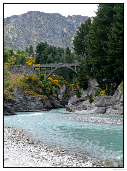 3rd year Pic 152 - Feb 06 2011<br /> Shotover River, Queenstown, NZ<br /> <br /> We went for a boat ride on this picturesque river and it was a thrilling experience!