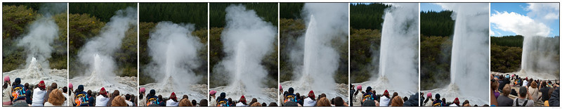"""3rd year Pic 235 - May 23 2011 <span style=""""color:yellow"""">There she blows!!!</span>   Lady Knox geyser, Wai-o-tapu (Sacred Waters) - New Zealand. <span style=""""color:RED"""">BEST SEEN IN ORIGINAL SIZE </span> <br> http://www.waiotapu.co.nz/  <span style=""""color:cyan"""">For more pictures go to  </span> <br> http://hershy.smugmug.com/Travel/New-Zealand-Macau-Hong-Kong/Wai-o-tapu/15145490_rtEQ6"""