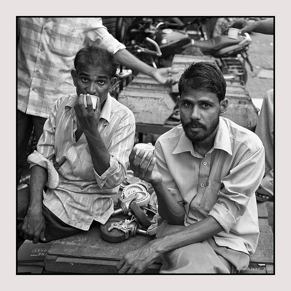 """3rd year Pic 092 - Oct 25 2010<br /> Tea for two...    Chor Bazar<br /> <br /> BEST SEEN IN LARGE SIZE<br /> <br /> Another pic of another person, T3? :)    <br />  <a href=""""http://hershy.smugmug.com/Photography/Mumbai-my-city/Chor-Bazar/13961726_aijBD#1035944761_STveN-A-LB"""">http://hershy.smugmug.com/Photography/Mumbai-my-city/Chor-Bazar/13961726_aijBD#1035944761_STveN-A-LB</a>"""