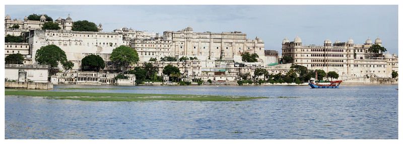 "3rd year Pic 068 - Sep 30 2010<br /> City palace & Fateprakash Palace, Udaipur<br /> <br /> Pano from 11 hand-held pics. BEST SEEN in large size.  Shot from Leela Palace hotel. <br /> <br /> Do have a look at the same place shot in the evening:   <br />  <a href=""http://hershy.smugmug.com/gallery/13681113_3xWax#1003035600_ustp7-A-LB"">http://hershy.smugmug.com/gallery/13681113_3xWax#1003035600_ustp7-A-LB</a><br /> <br /> <br /> for more info:  <br />  <a href=""http://en.wikipedia.org/wiki/City_Palace_Udaipur"">http://en.wikipedia.org/wiki/City_Palace_Udaipur</a>"