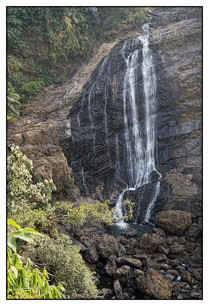 "3rd year Pic 290 - Jul 29 2011 <span style=""color:yellow"">Waterfall </span><br> On way to Mahindra Resort, Munnar"
