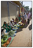 3rd year Pic 173 - Mar 02 2011<br /> Weekly market<br /> <br /> Every Tuesday people from surrounding villages come to Mahabaleshwar's Market and set up shop for a day.  Apart from fresh vegetables and fruits, there are household items, clothes and other novelties too.