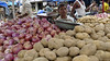 """3rd year Pic 002<br /> Know your onions... and potatoes! <br /> <br /> Shot on Leica D-4 with 16:9 ratio<br /> <br /> Shot at Colaba market in South Mumbai.<br /> More pics of the market <br />  <a href=""""http://hershy.smugmug.com/Photography/Mumbai-my-city/Misc-shots-of-Mumbai/6410100_x8urE#927521927_tHmQU"""">http://hershy.smugmug.com/Photography/Mumbai-my-city/Misc-shots-of-Mumbai/6410100_x8urE#927521927_tHmQU</a>"""