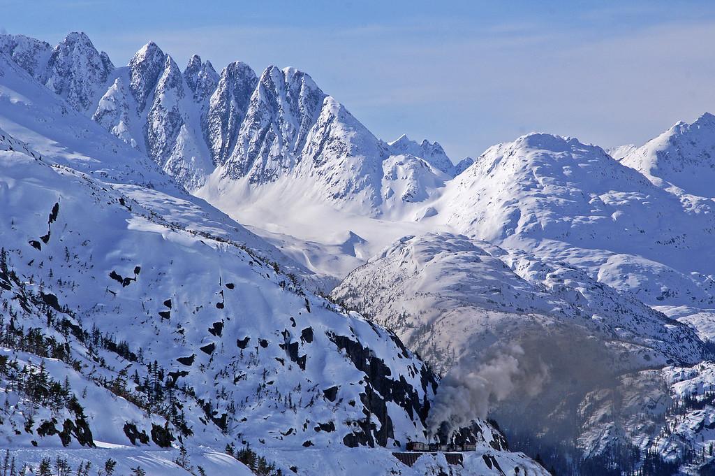White Pass & Yukon Rotary Special