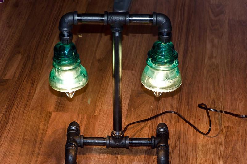 Insulator Lamp.