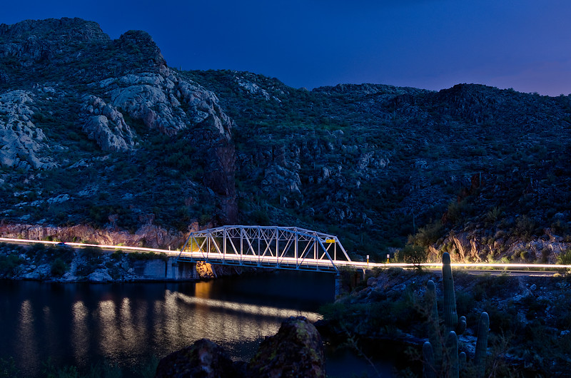 Canyon Lake Bridge