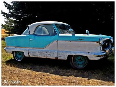 1958 Nash. Rigby, Idaho. 9.12