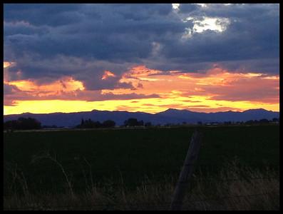 Idaho Sunrise, 9.12